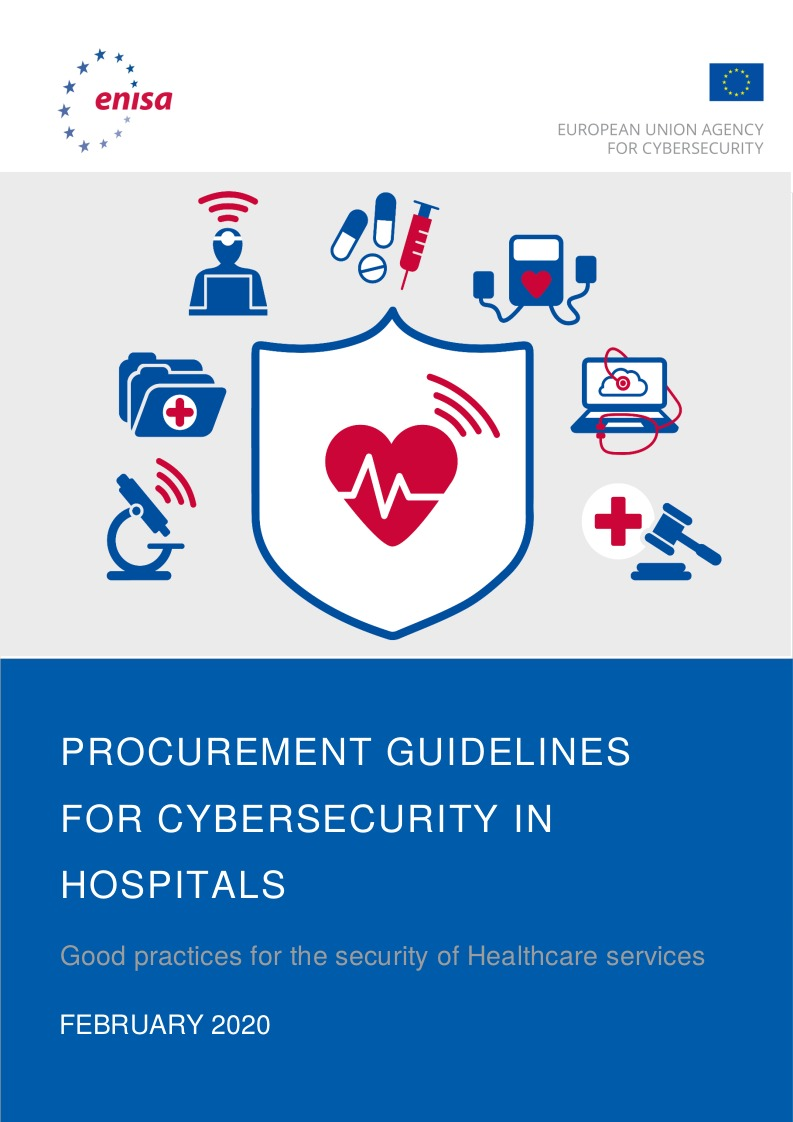 Procurement Guidelines For Cybersecurity In Hospitals (PDF)